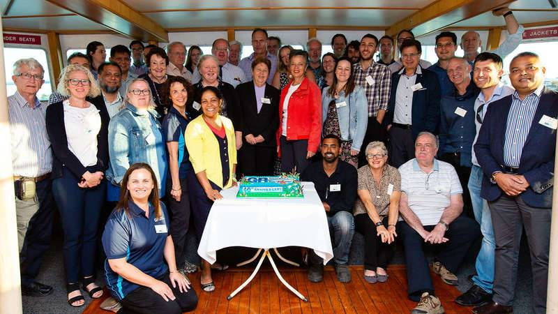 Georges Riverkeeper marks 40 year Anniversary with a river tour for representatives of its Member Councils, partner organisations and Committee.