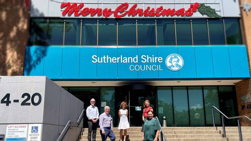 Sutherland Shire Council hosts Georges Riverkeeper for the next four years