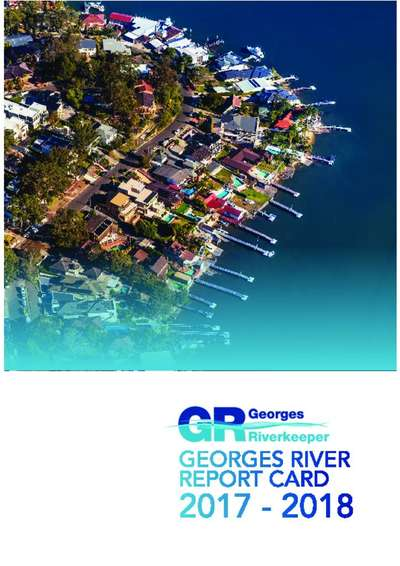 Georges River Health Report Card 2017-2018