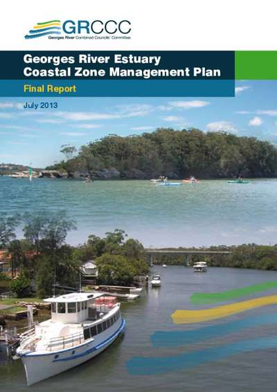 Georges River Estuary Coastal Zone Management Plan Final Report July 2013
